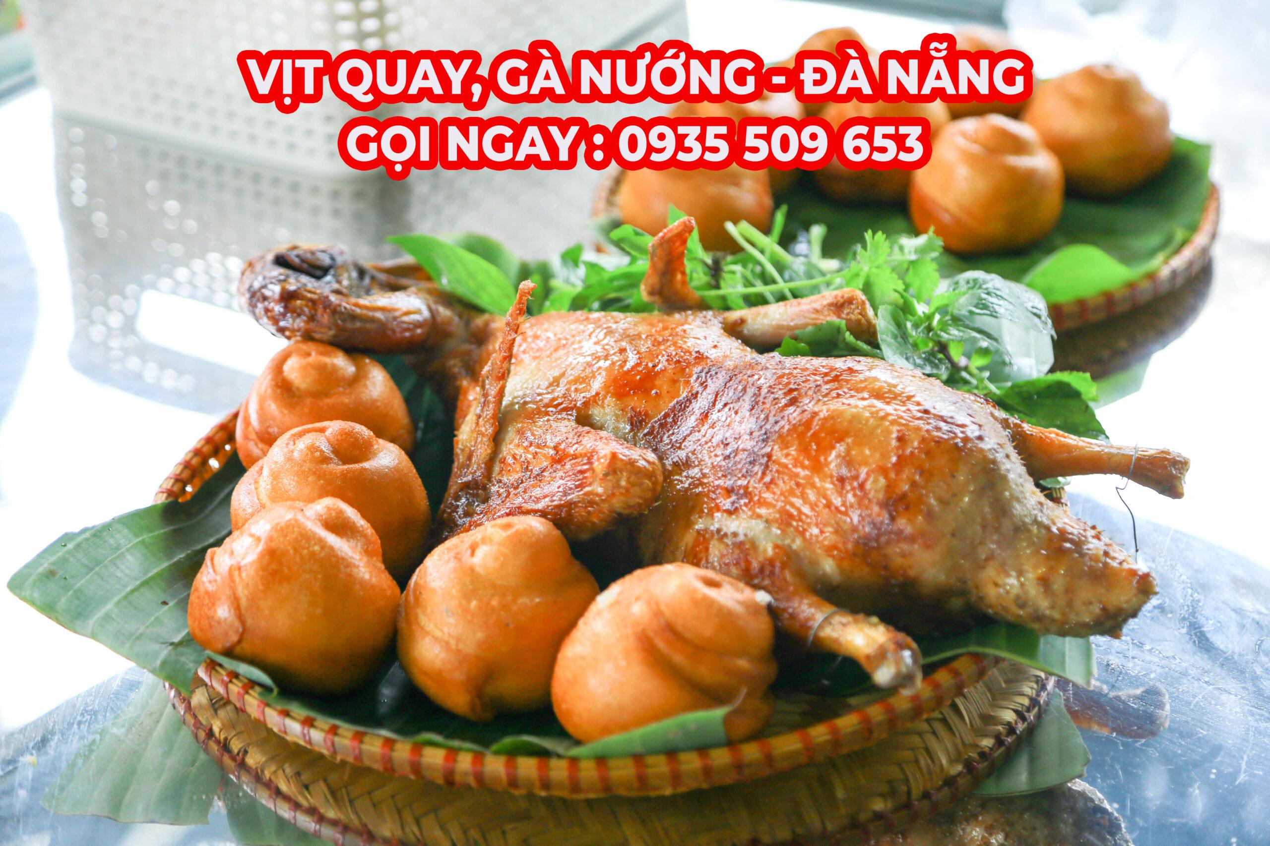 Vịt Quay Đà Nẵng Gọi Ngay 0935.509.653 - Giao Hàng tận nơi miễn phí